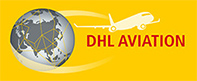 DHL aviation logo